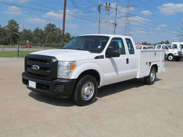 2011 Ford F250 Utility-Service 4x2 - 15577155 - 3