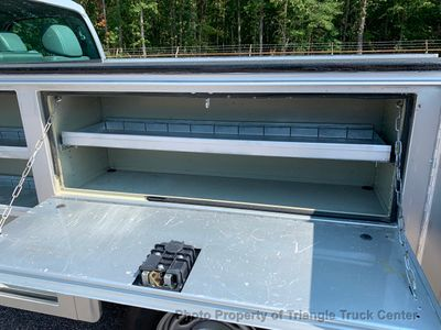 2011 Ford F250HD UTILITY SERVICE BODY JUST 25k MILES ONE OWNER NC TRUCK!! - Click to see full-size photo viewer