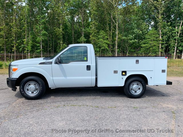 2011 Ford F250HD UTILITY SERVICE TRUCK JUST 44k MILES 385HP HITCH RECEIVER