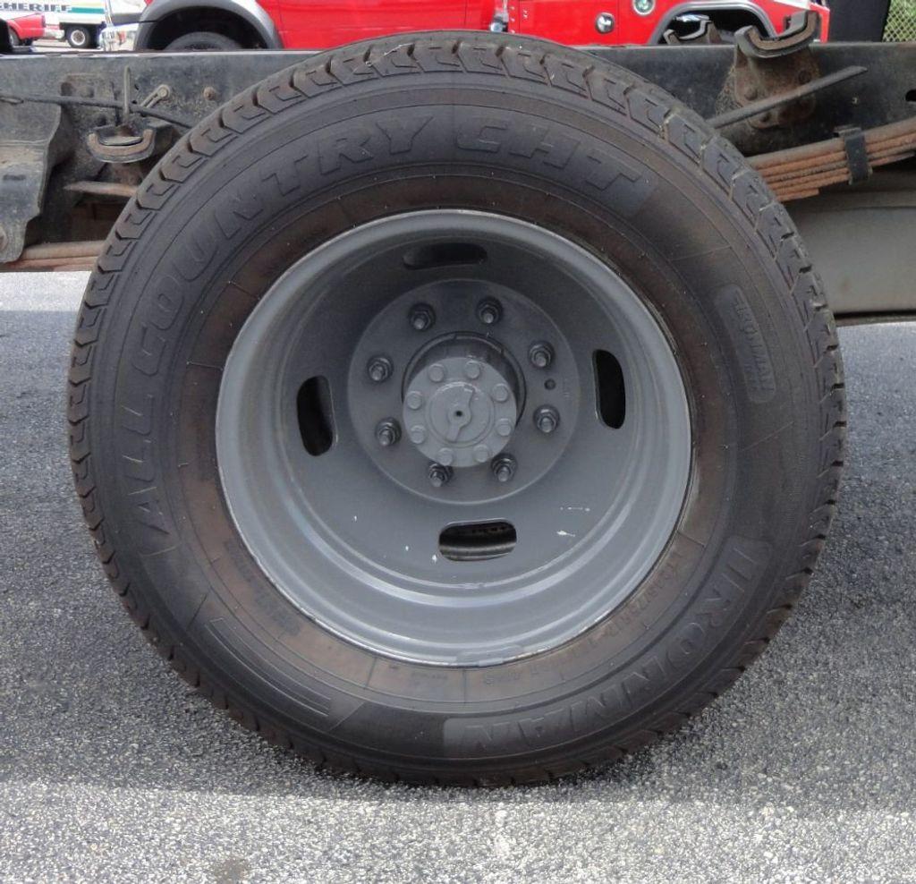 2011 Ford F350 12FT ALUM TRASH DUMP TRUCK...NEW AD FAB DUMP BODY. - 17349226 - 12