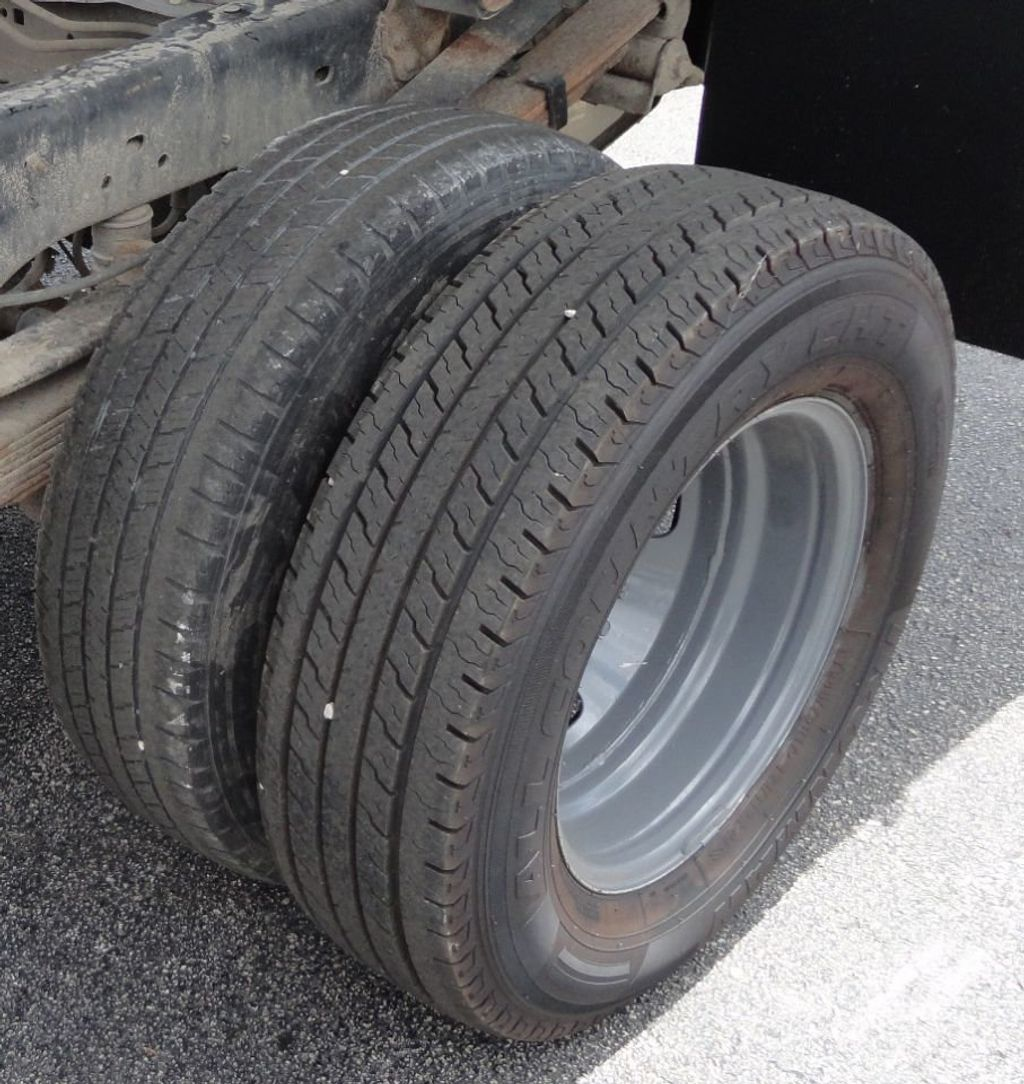 2011 Ford F350 12FT ALUM TRASH DUMP TRUCK...NEW AD FAB DUMP BODY. - 17349226 - 13