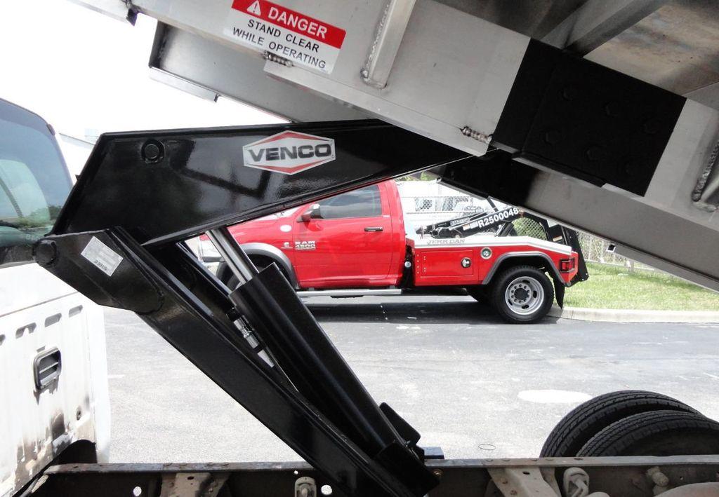 2011 Ford F350 12FT ALUM TRASH DUMP TRUCK...NEW AD FAB DUMP BODY. - 17349226 - 14