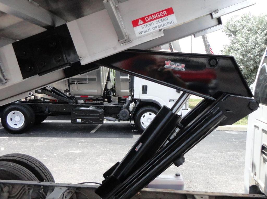 2011 Ford F350 12FT ALUM TRASH DUMP TRUCK...NEW AD FAB DUMP BODY. - 17349226 - 17