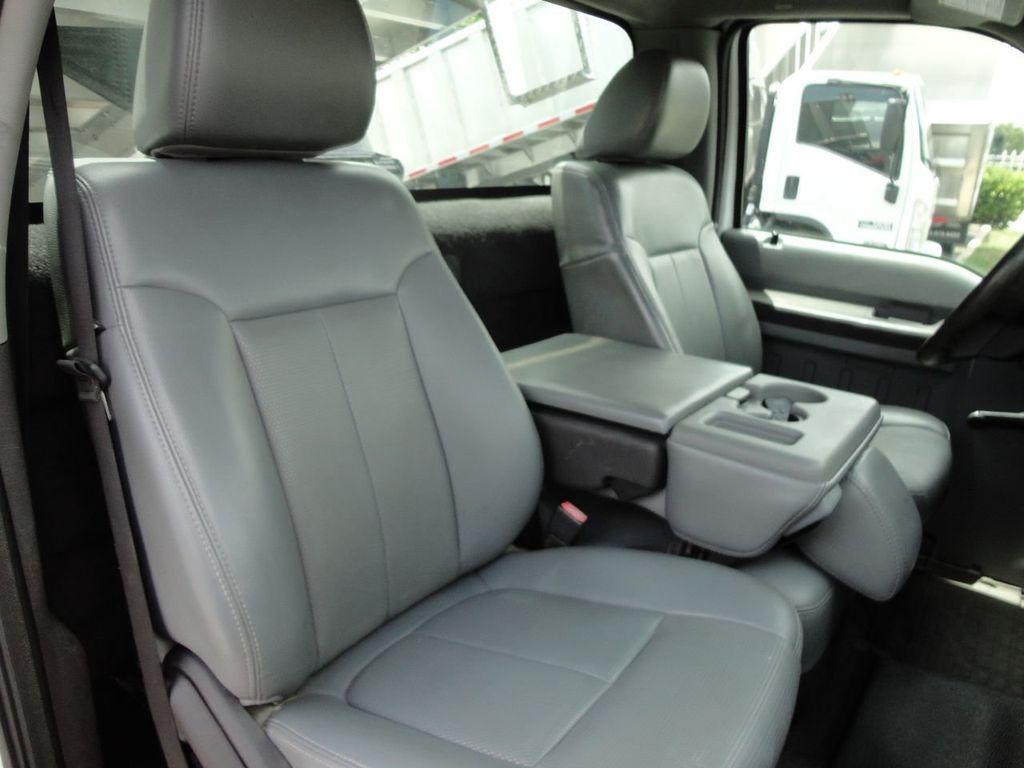 2011 Ford F350 12FT ALUM TRASH DUMP TRUCK...NEW AD FAB DUMP BODY. - 17349226 - 21