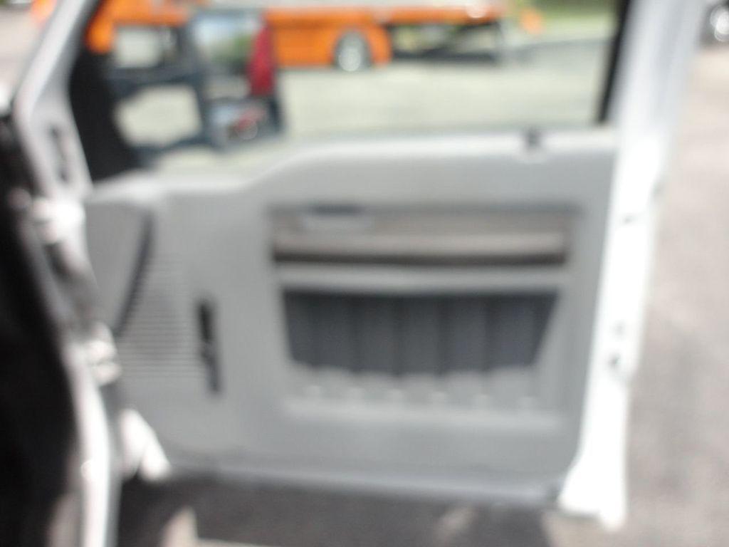 2011 Ford F350 12FT ALUM TRASH DUMP TRUCK...NEW AD FAB DUMP BODY. - 17349226 - 22