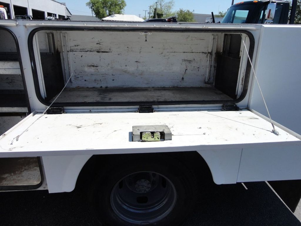 2011 Ford F350 4X2 V8 GAS..12FT UTILITY TRUCK BED.. - 17456204 - 20