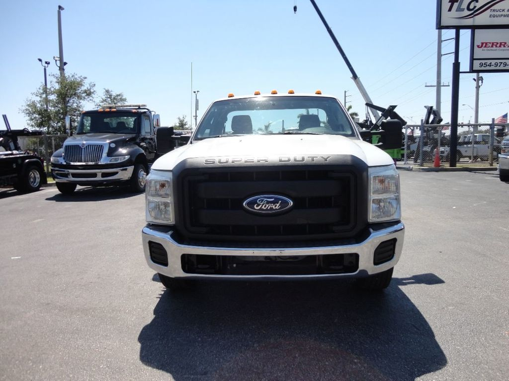 2011 Ford F350 4X2 V8 GAS..12FT UTILITY TRUCK BED.. - 17456204 - 2