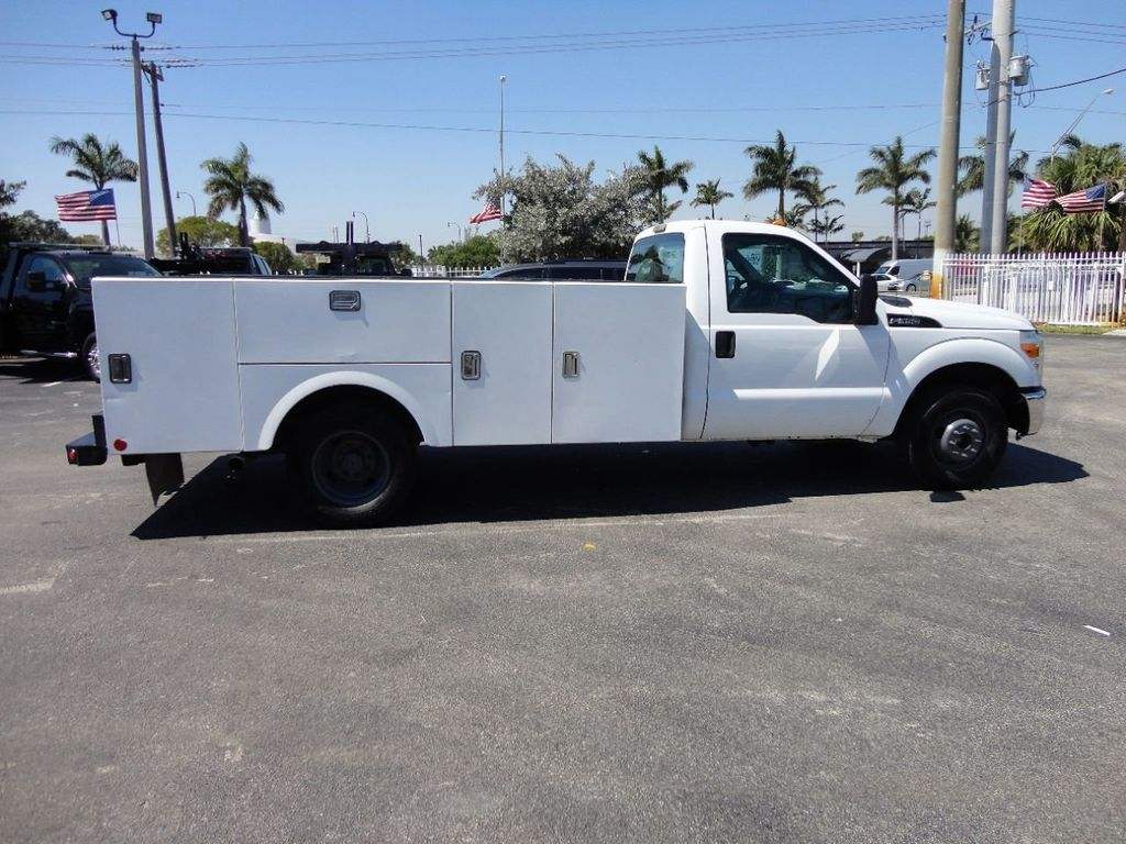 2011 Ford F350 4X2 V8 GAS..12FT UTILITY TRUCK BED.. - 17456204 - 5