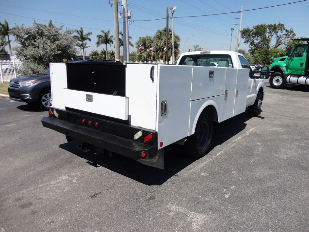 2011 Ford F350 4X2 V8 GAS..12FT UTILITY TRUCK BED.. - 17456204 - 6