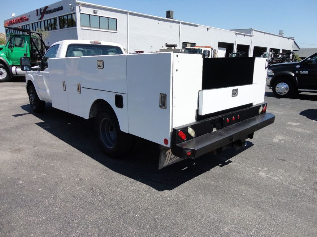 2011 Ford F350 4X2 V8 GAS..12FT UTILITY TRUCK BED.. - 17456204 - 8