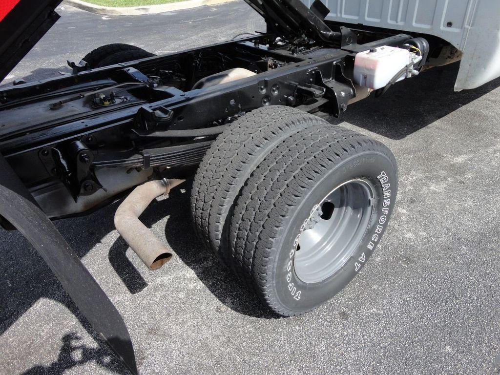 2011 Ford F350 CREWCAB 4X4 .*NEW*ADV FABRICATORS 8FT STEEL TRASH DUMP - 17720204 - 15
