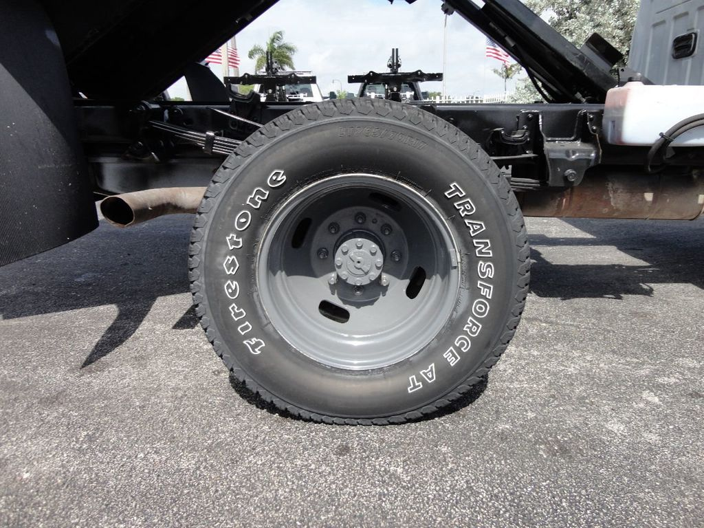 2011 Ford F350 CREWCAB 4X4 .*NEW*ADV FABRICATORS 8FT STEEL TRASH DUMP - 17720204 - 17