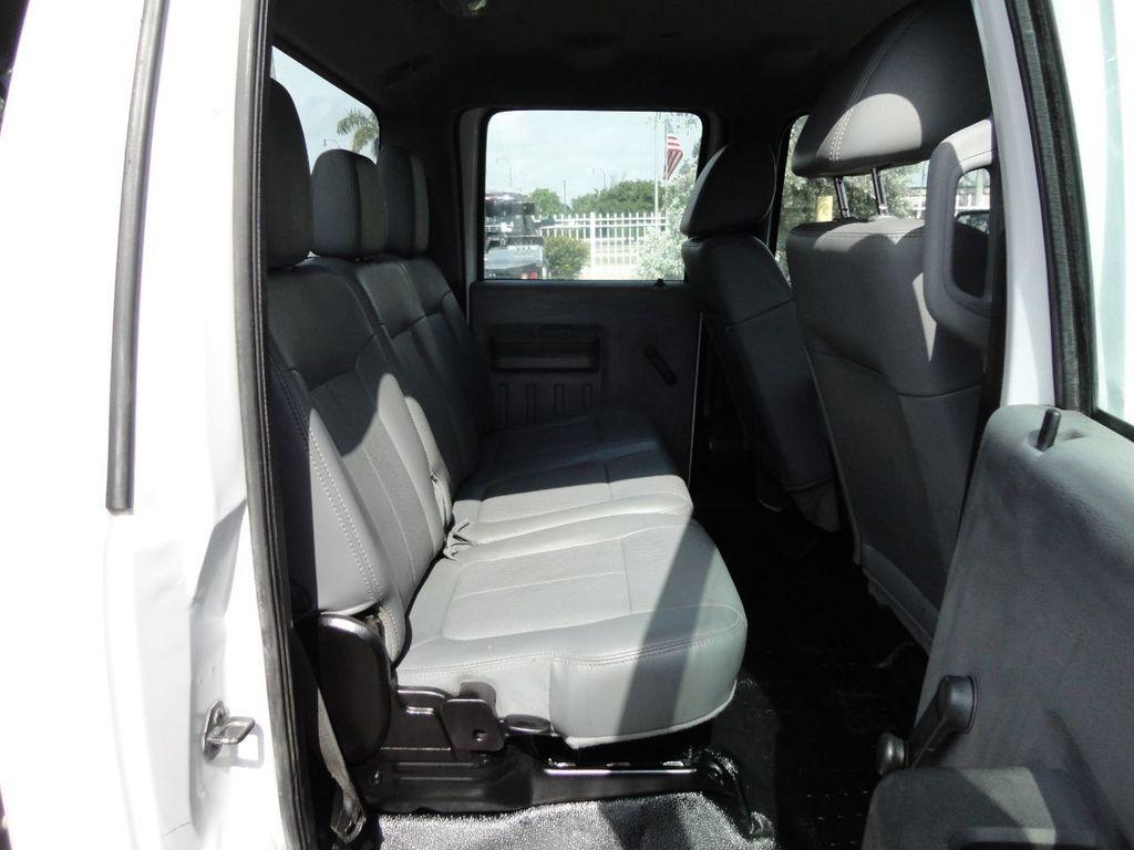 2011 Ford F350 CREWCAB 4X4 .*NEW*ADV FABRICATORS 8FT STEEL TRASH DUMP - 17720204 - 20