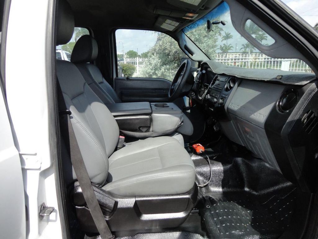 2011 Ford F350 CREWCAB 4X4 .*NEW*ADV FABRICATORS 8FT STEEL TRASH DUMP - 17720204 - 22