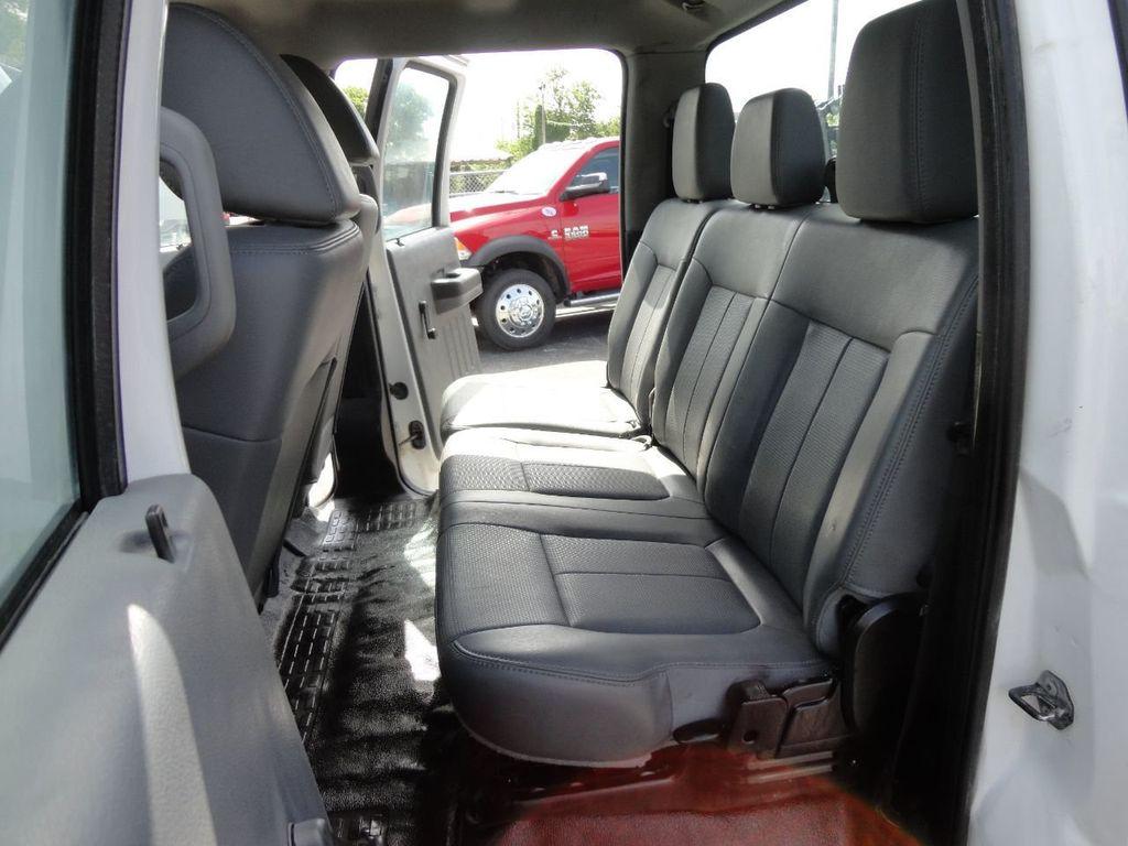 2011 Ford F350 CREWCAB 4X4 .*NEW*ADV FABRICATORS 8FT STEEL TRASH DUMP - 17720204 - 25