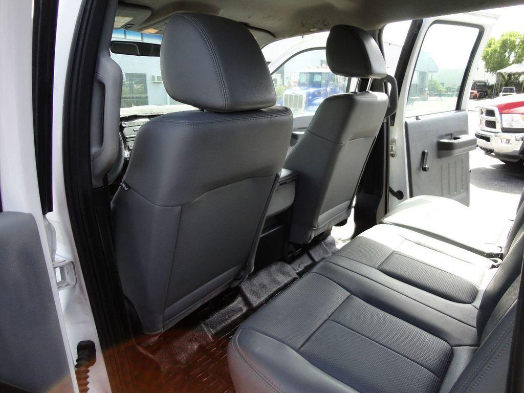 2011 Ford F350 CREWCAB 4X4 .*NEW*ADV FABRICATORS 8FT STEEL TRASH DUMP - 17720204 - 26
