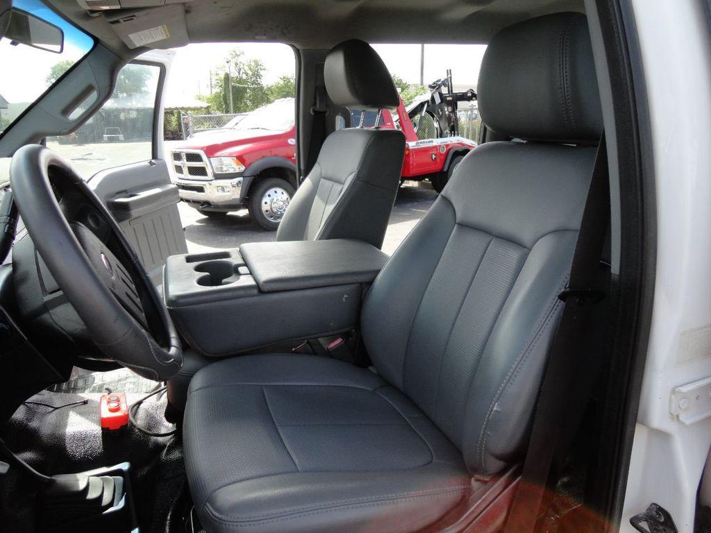 2011 Ford F350 CREWCAB 4X4 .*NEW*ADV FABRICATORS 8FT STEEL TRASH DUMP - 17720204 - 29