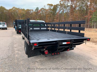 2011 Ford F350HD 12+ FOOT RACK LIFT GATE JUST 25k MILES SUPER CLEAN ONE OWNER VA TRUCK! - Click to see full-size photo viewer