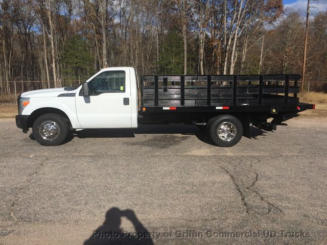 2011 Ford F350HD 12ft  RACK STAKE BODY JUST 11K MILES LIFT GATE!!! VERY HARD TO FIND!!