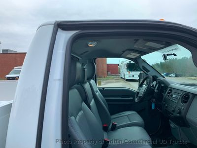 2011 Ford F350HD 4X4 JUST 34k MILES TOMMY GATE SUPER CLEAN ONE OWNER VA TRUCK!! LIFT GATE HITCH - Click to see full-size photo viewer