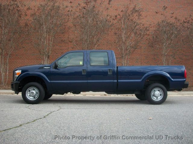 2011 Ford F350HD CREW CAB 4X4 JUST 39k MILES ONE OWNER READY TO WORK! FULL ONE TON TRUCK!