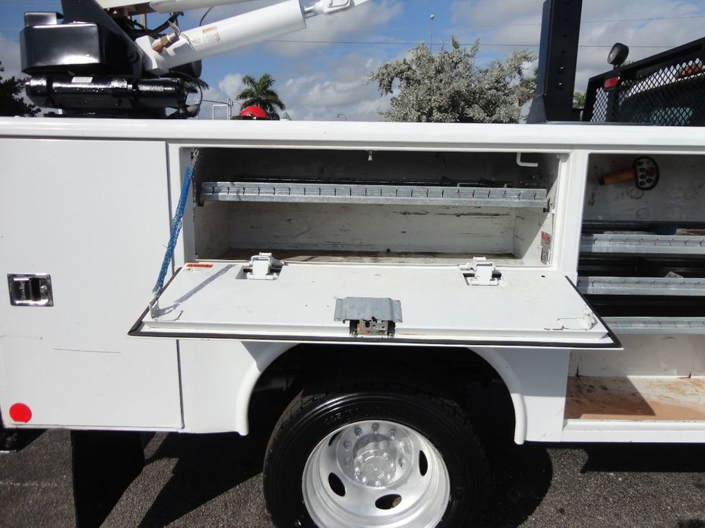 2011 Ford F450 4X4 11FT UTILITY TRUCK BED WITH 16FT 4,000LB CRANE - 17368049 - 18