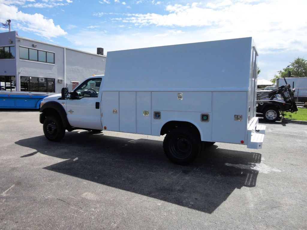 2011 Ford F450 *6.7L DIESEL*12FT ENCLOSED UTILITY SERVICE TRUCK - 19198600 - 10
