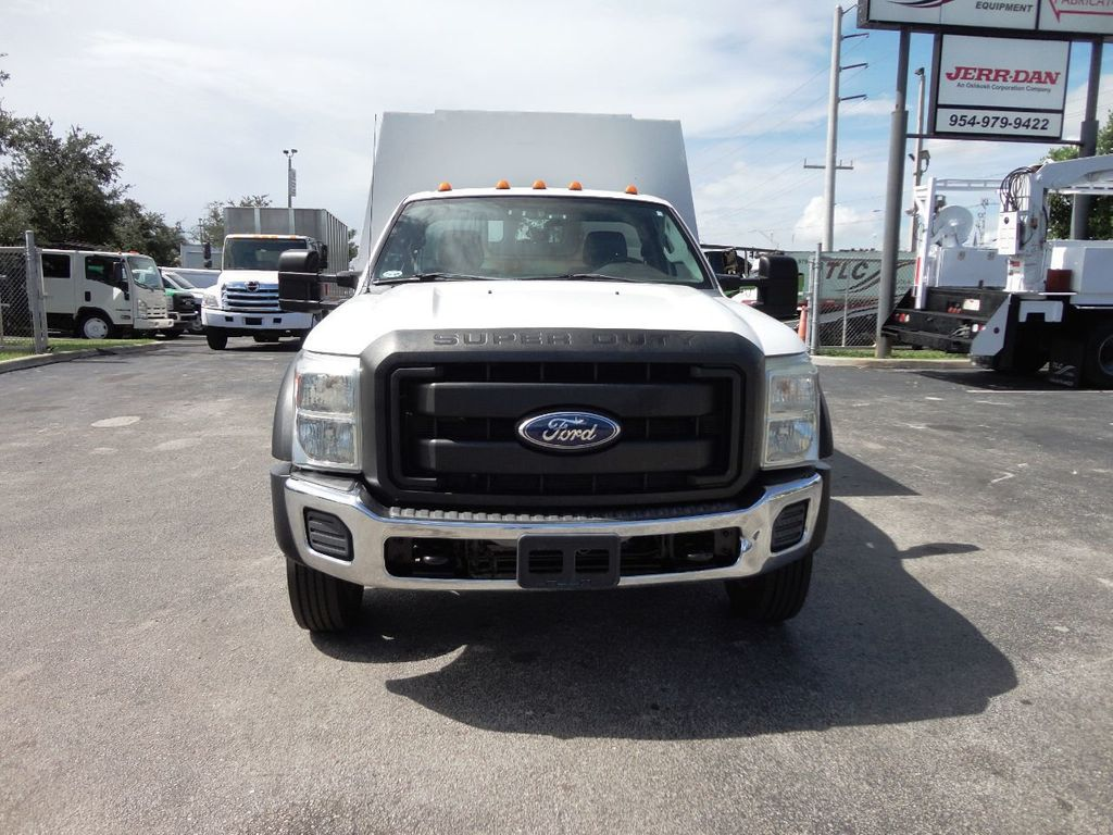 2011 Ford F450 *6.7L DIESEL*12FT ENCLOSED UTILITY SERVICE TRUCK - 19198600 - 4