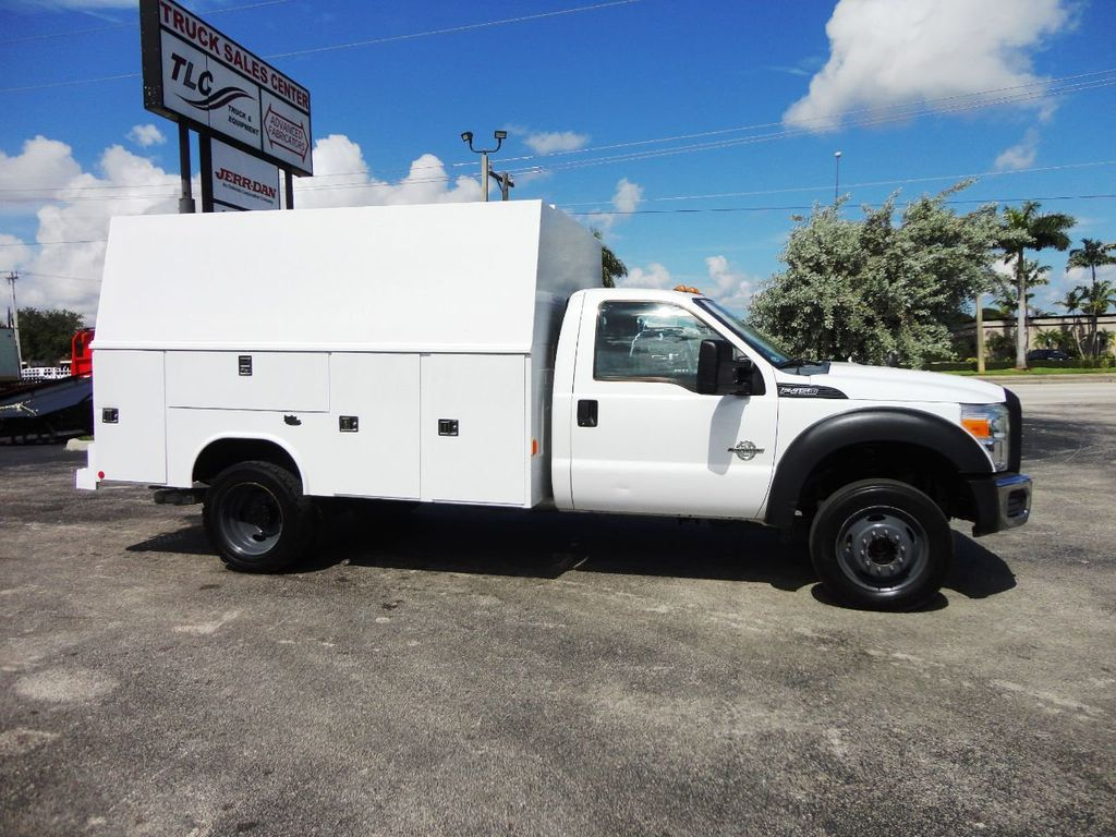 2011 Ford F450 *6.7L DIESEL*12FT ENCLOSED UTILITY SERVICE TRUCK - 19198600 - 5