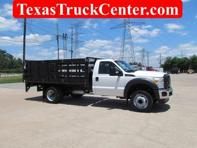 2011 Ford F450