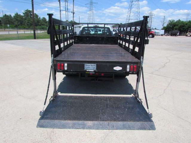 2011 Ford F450 Flatbed 4x2 - 16221264 - 10