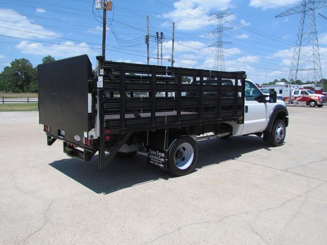 2011 Ford F450 Flatbed 4x2 - 16221264 - 13