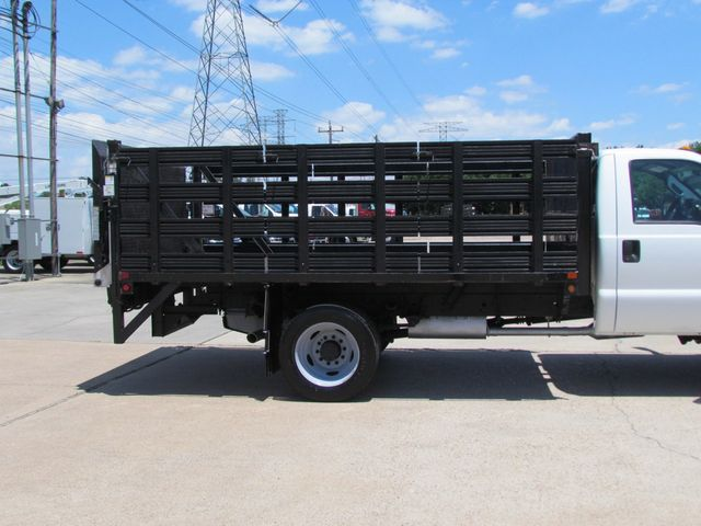 2011 Ford F450 Flatbed 4x2 - 16221264 - 14