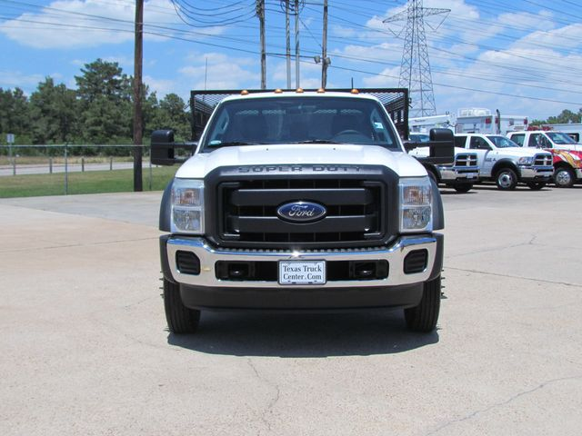 2011 Ford F450 Flatbed 4x2 - 16221264 - 2