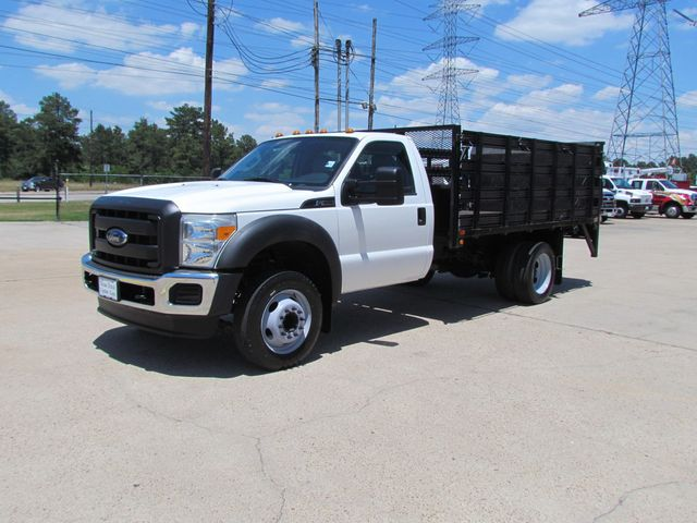 2011 Ford F450 Flatbed 4x2 - 16221264 - 3