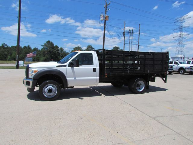 2011 Ford F450 Flatbed 4x2 - 16221264 - 4