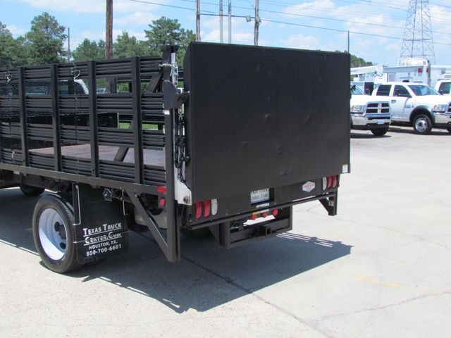 2011 Ford F450 Flatbed 4x2 - 16221264 - 7