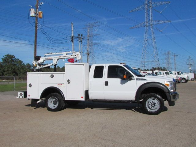 2011 Ford F550 Mechanics Service Truck 4x4 - 14867196 - 0