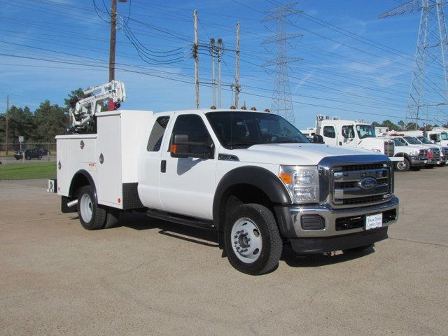 2011 Ford F550 Mechanics Service Truck 4x4 - 14867196 - 1