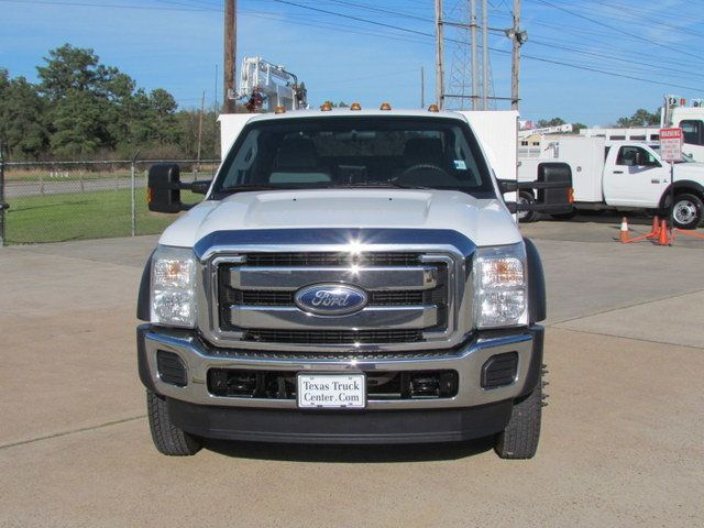 2011 Ford F550 Mechanics Service Truck 4x4 - 14867196 - 2