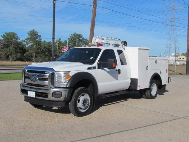 2011 Ford F550 Mechanics Service Truck 4x4 - 14867196 - 3