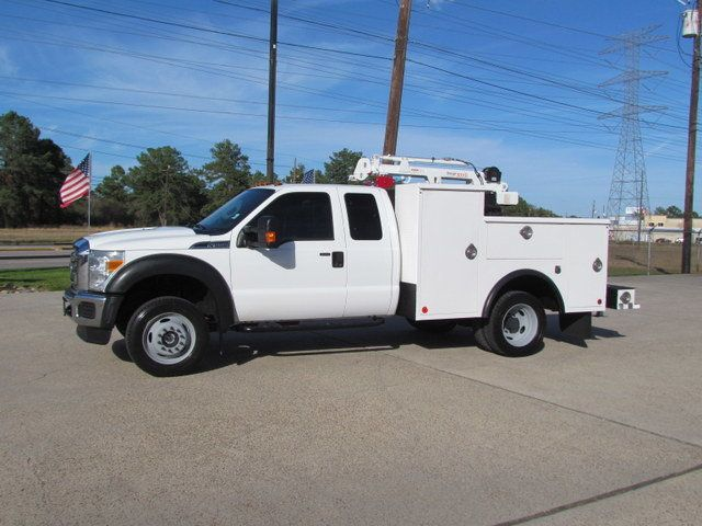 2011 Ford F550 Mechanics Service Truck 4x4 - 14867196 - 4