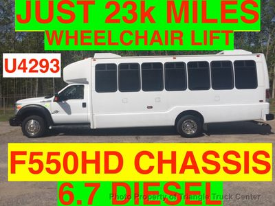 2011 FORD F550HD BUS BUS