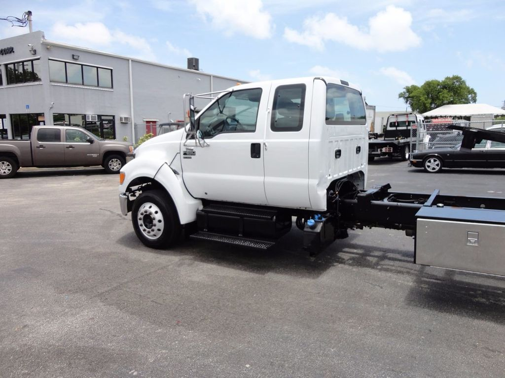 2011 Ford F650 XLT*SUPER CAB* AIR RIDE SUS* 21FT DUAL TECH ROLLBACK** - 16535386 - 3