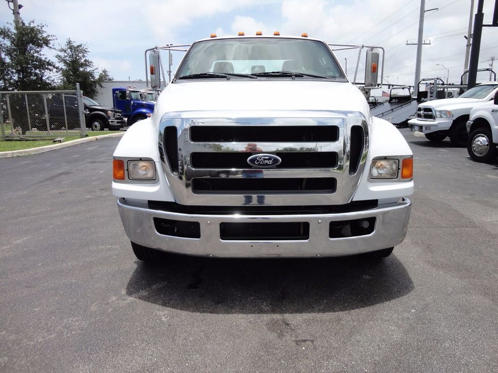 2011 Ford F650 XLT*SUPER CAB* AIR RIDE SUS* 21FT DUAL TECH ROLLBACK** - 16535386 - 40