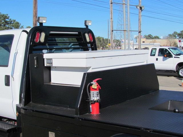 2011 Ford F750 Flatbed - 15174719 - 9
