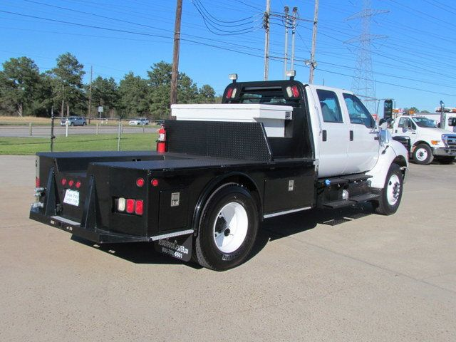2011 Ford F750 Flatbed - 15174719 - 13