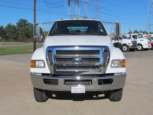 2011 Ford F750 Flatbed - 15174719 - 2