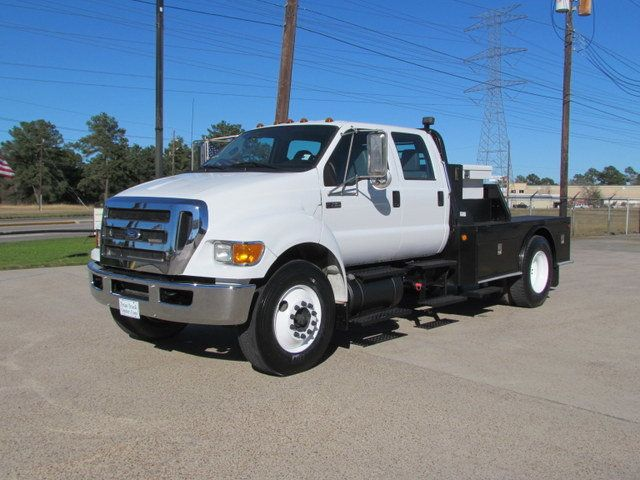 2011 Ford F750 Flatbed - 15174719 - 3