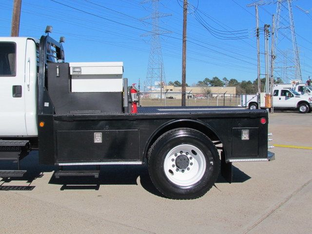 2011 Ford F750 Flatbed - 15174719 - 5
